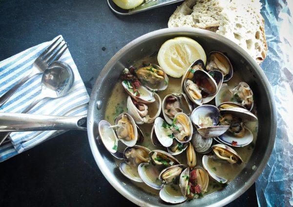 Kochrezept für mediterrane Muschelsuppe