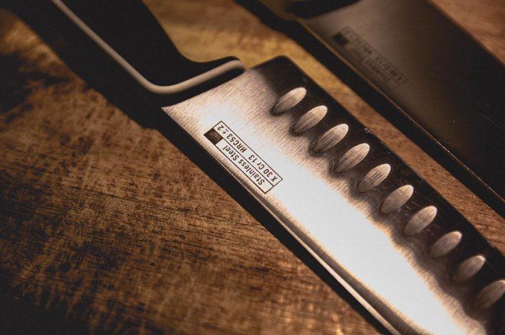 Gutes Küchenmesser für die Küche